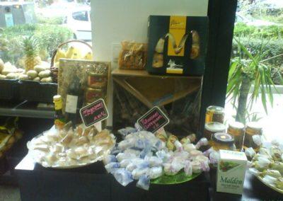 productos ecológicos interior tienda
