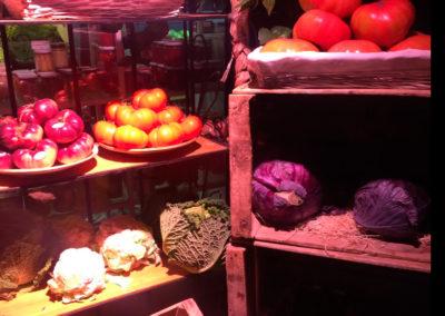 Tomates y Hortalizas