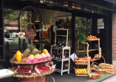 Local Tropicana  venta de productos ecológicos