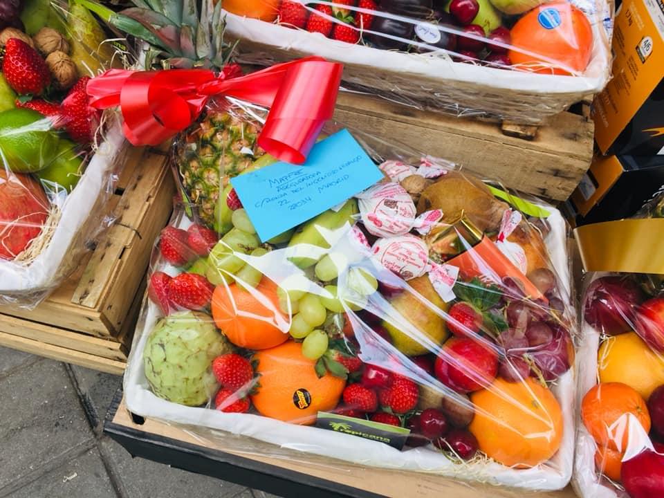 Cestas De Frutas A Domicilio Tropicana Frutas Del Mundo