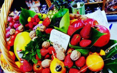 Para el día de la MADRE, Cestas de frutas a domicilio-Un Regalo Original