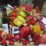 Cesta de frutas para regalar esta Navidad ✨